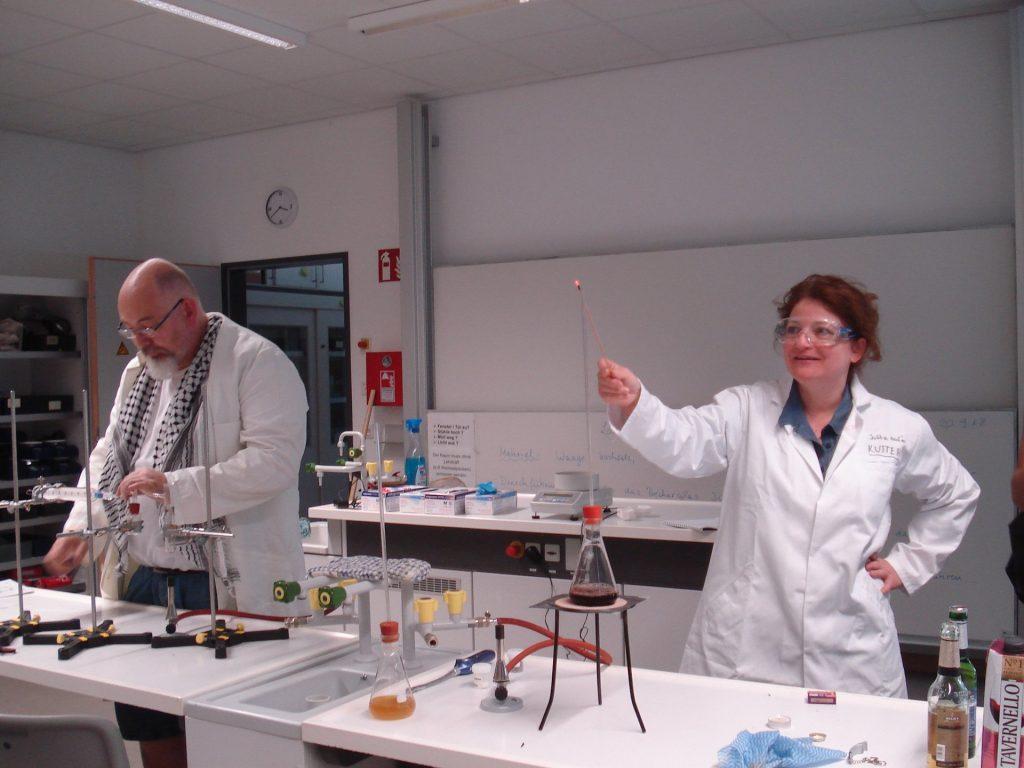 Chemie-Fortbildung